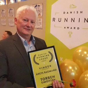 DANISH RUNNING AWARD 2017
