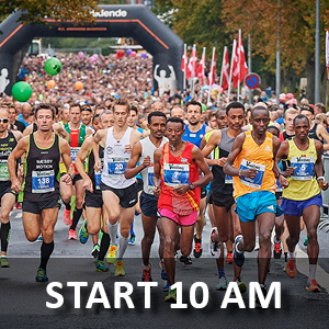 COMMON START ½ MARATHON